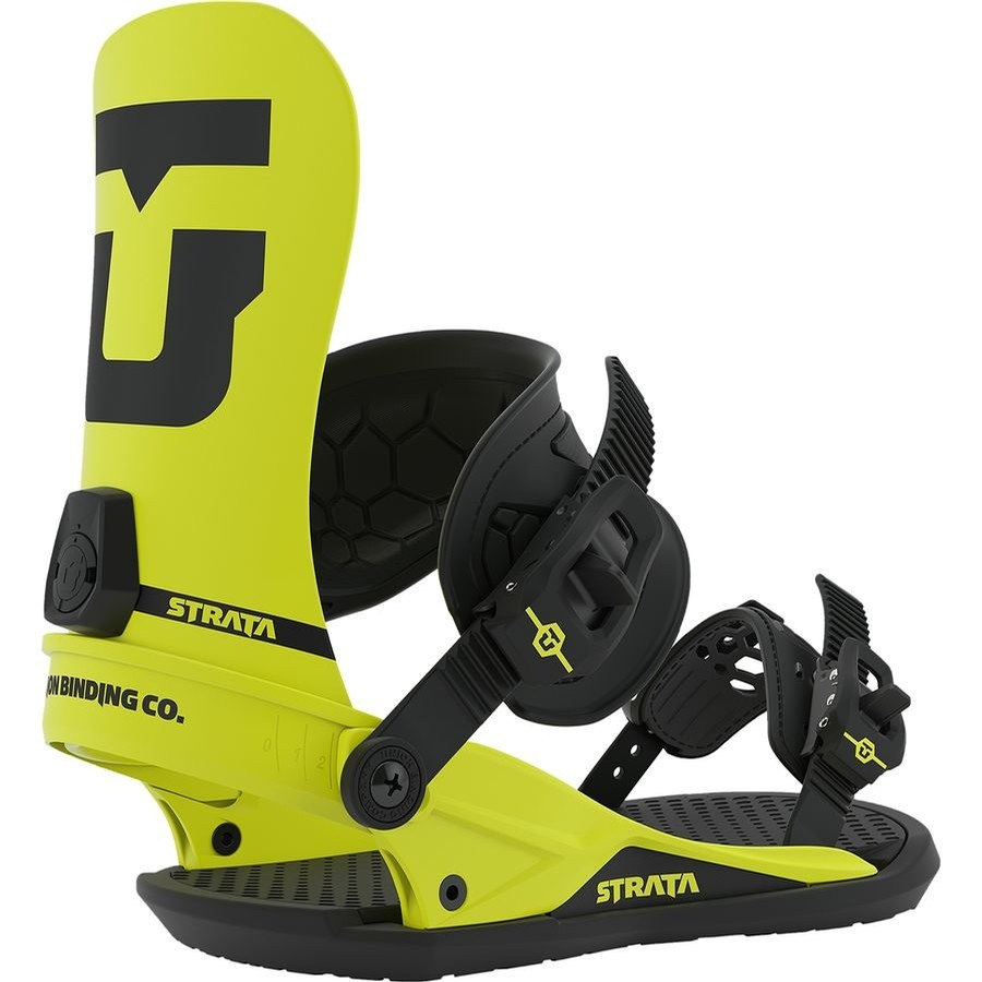 Strata Bindings (Hazzard Yellow)