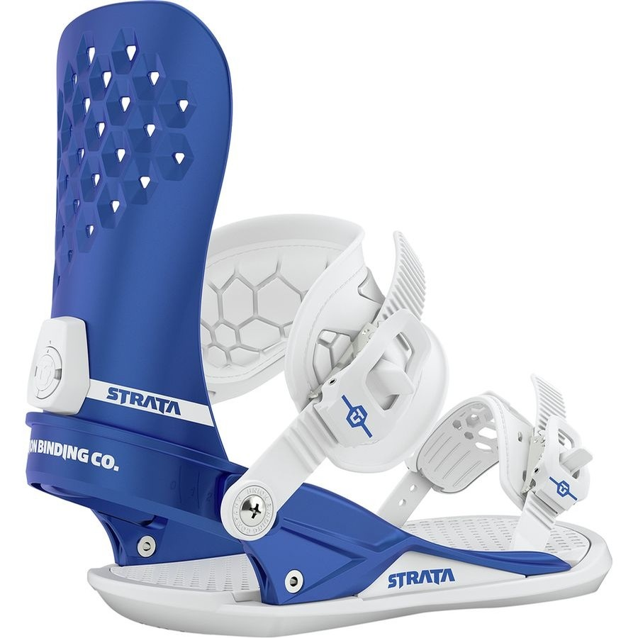 Strata Bindings (Metallic Blue)