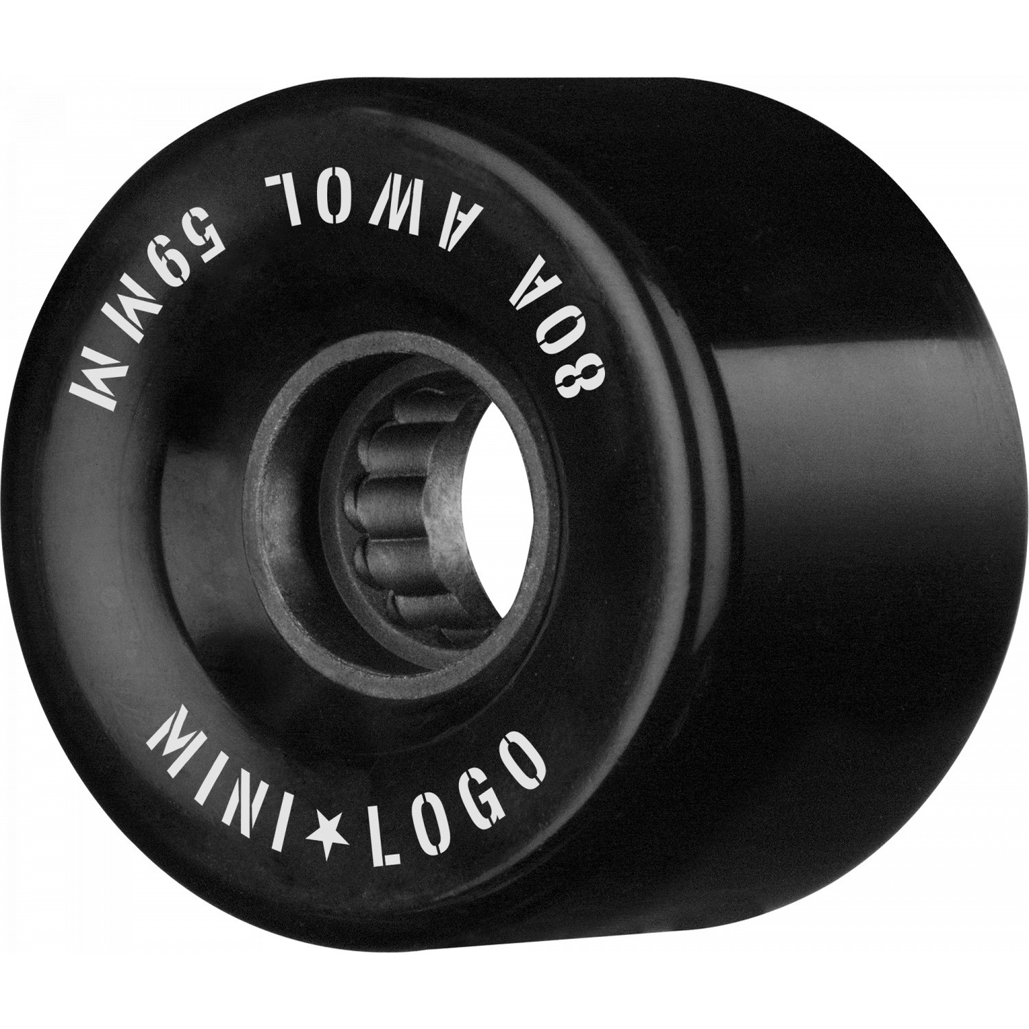 AWOL ATF 80A Wheels (Black)