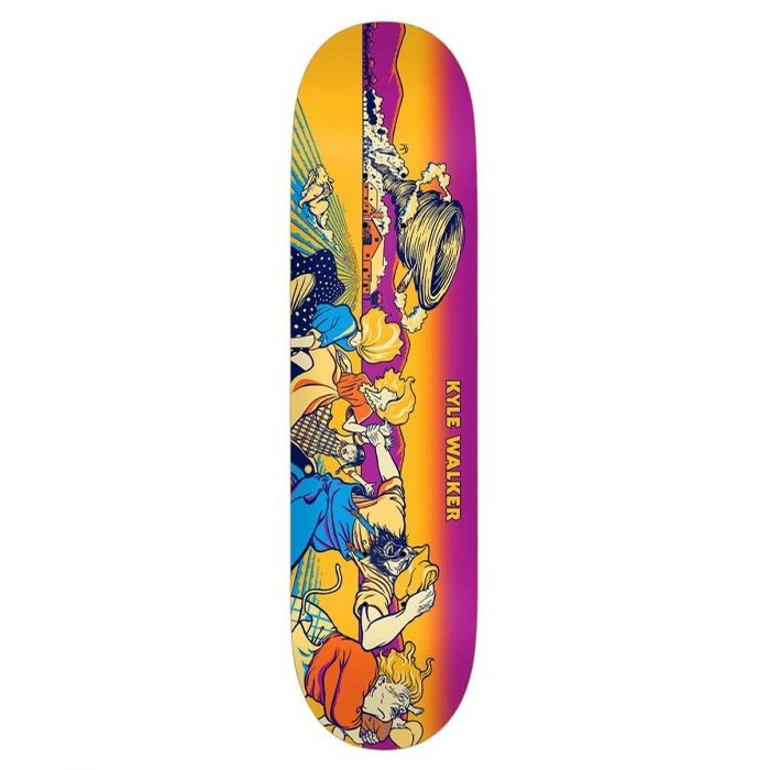 Kyle Walker Twister Deck
