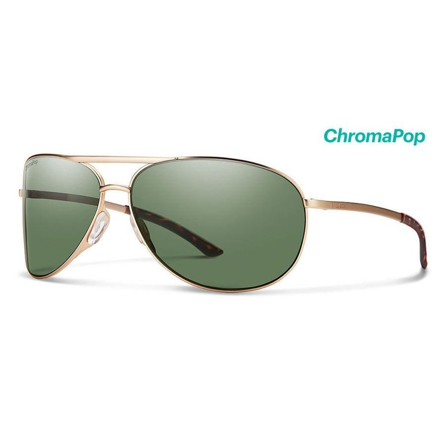 Serpico 2.0 Sunglasses (Matte Gold)