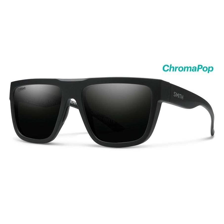 The Comeback (Mike Giant/ChromaPop Polarized Black)