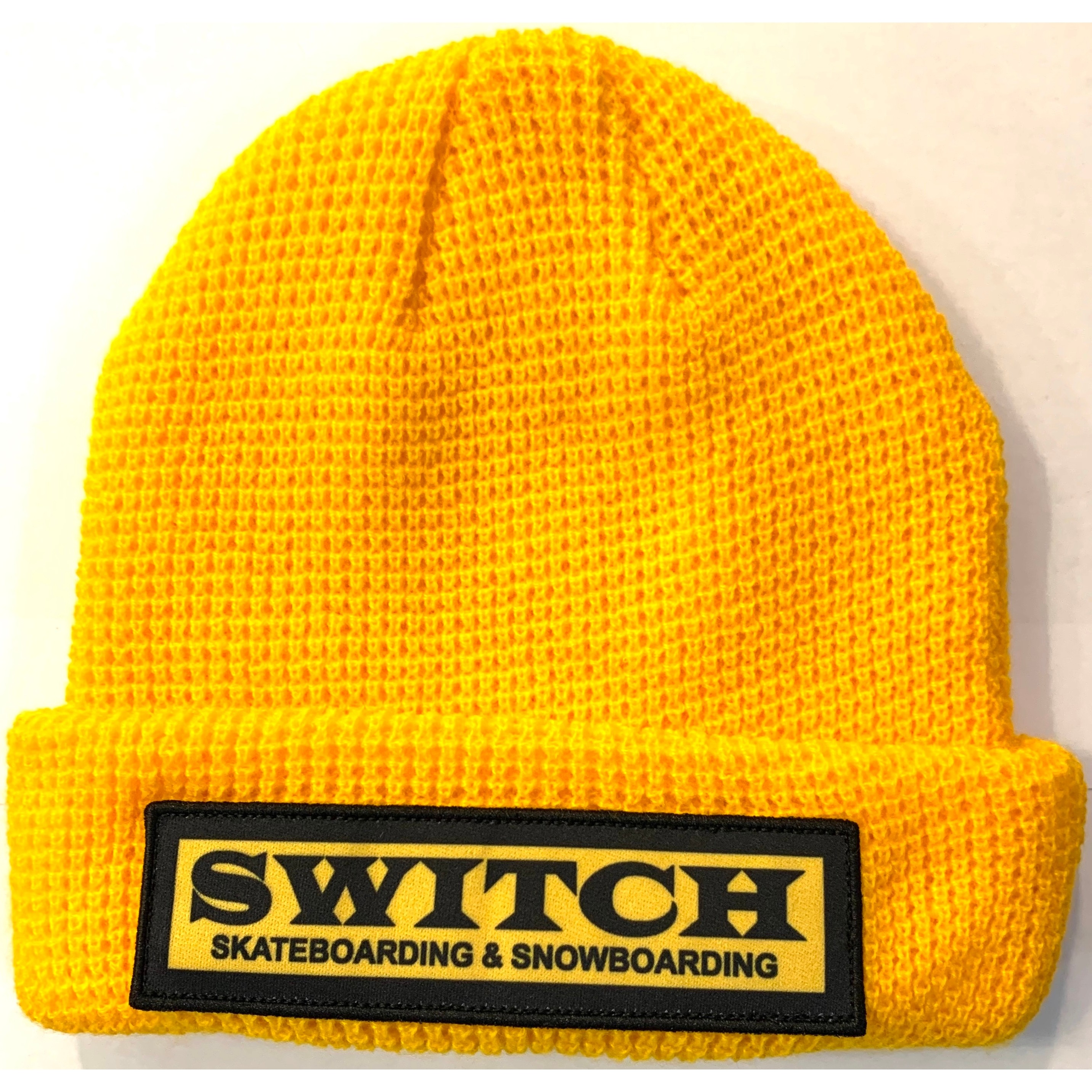 Switch OG Patch Beanie (Athletic Gold)