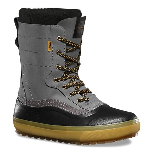 Standard Snow Boots (Pat Moore Black/Grey)