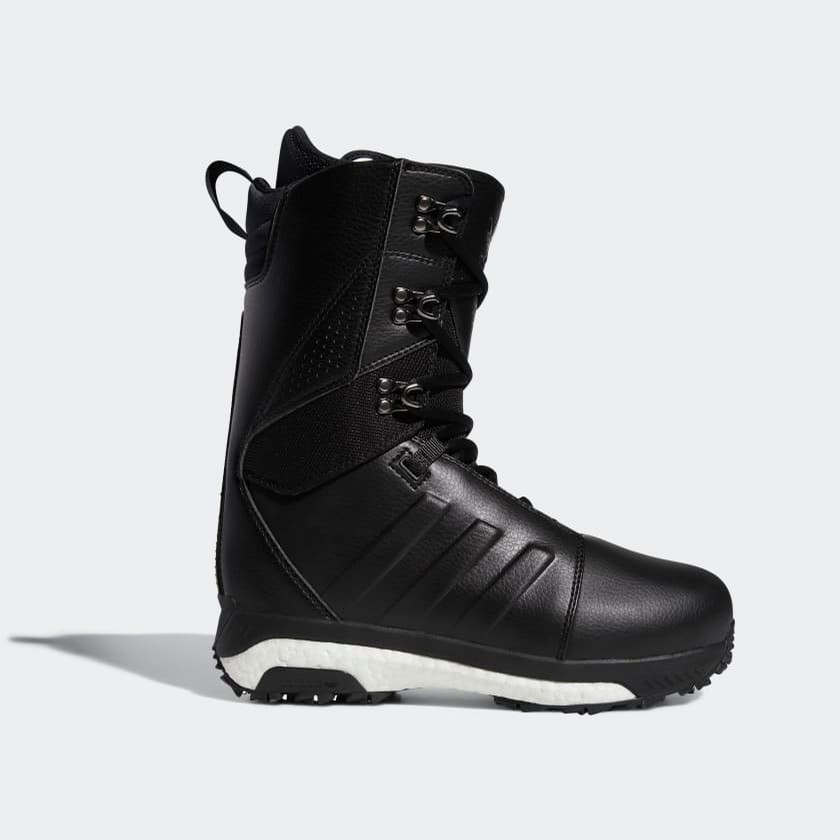 Tactical ADV Snowboards Boots (Black/Black/White)