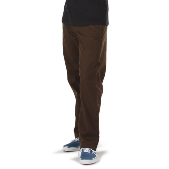 Authentic Chino Pro Pant (Demitasse)
