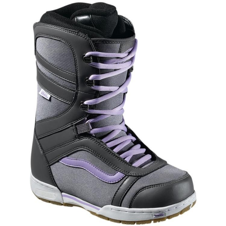 Mantra Womens Snowboard Boot (Grey/Lavender)