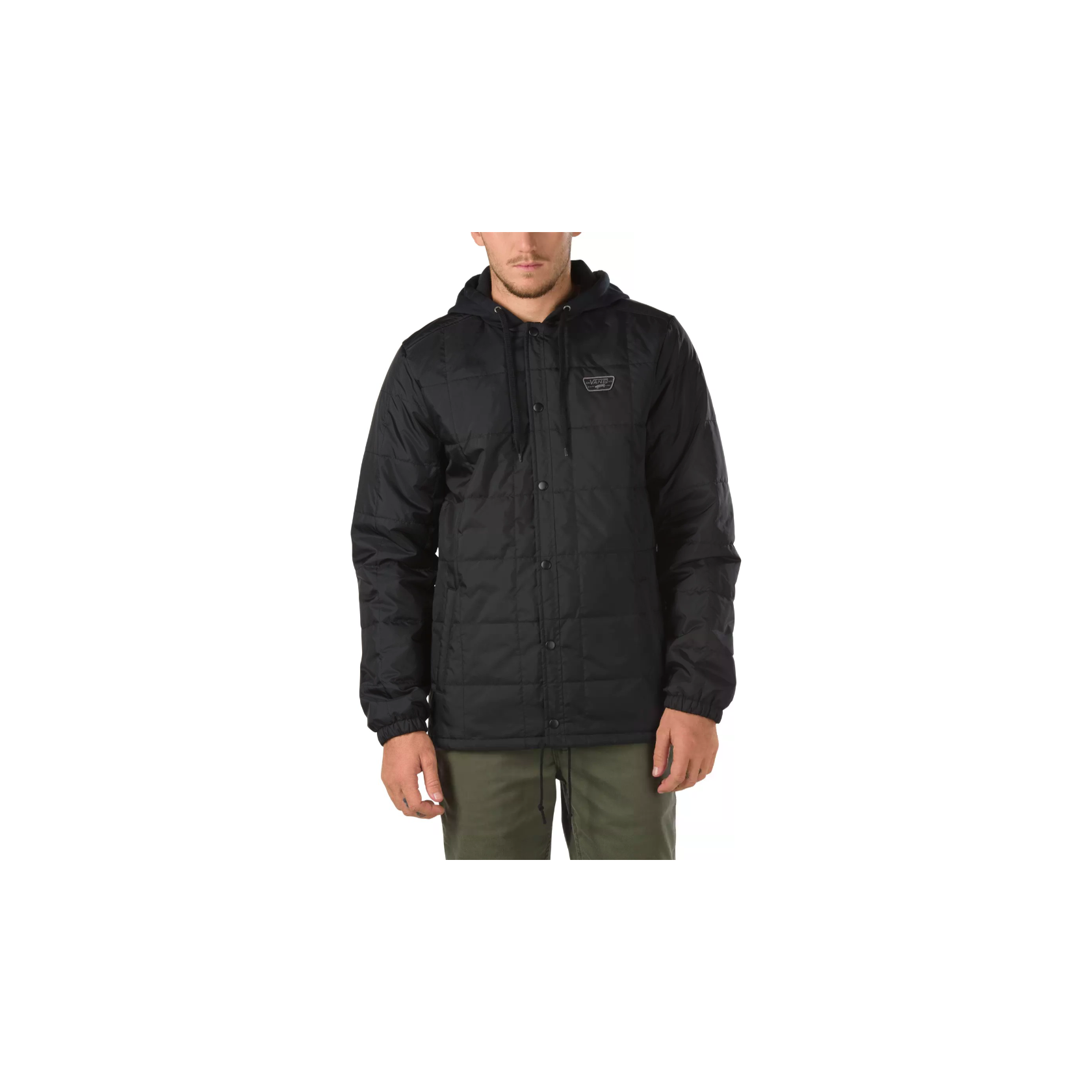 Santiago Jacket (Black)