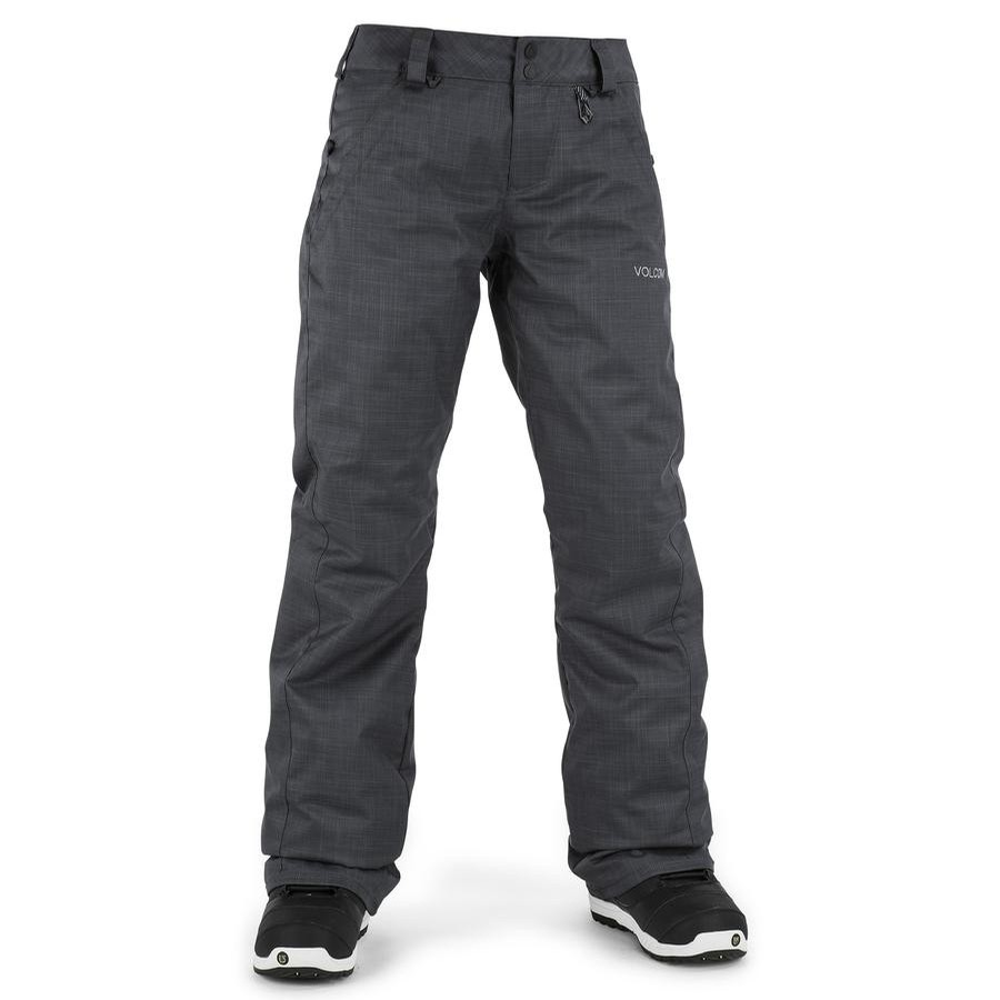 Volcom Frochickie Insulated Pant (Charcoal)