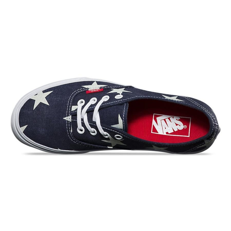 Authentic Stars and Stripes (True White)