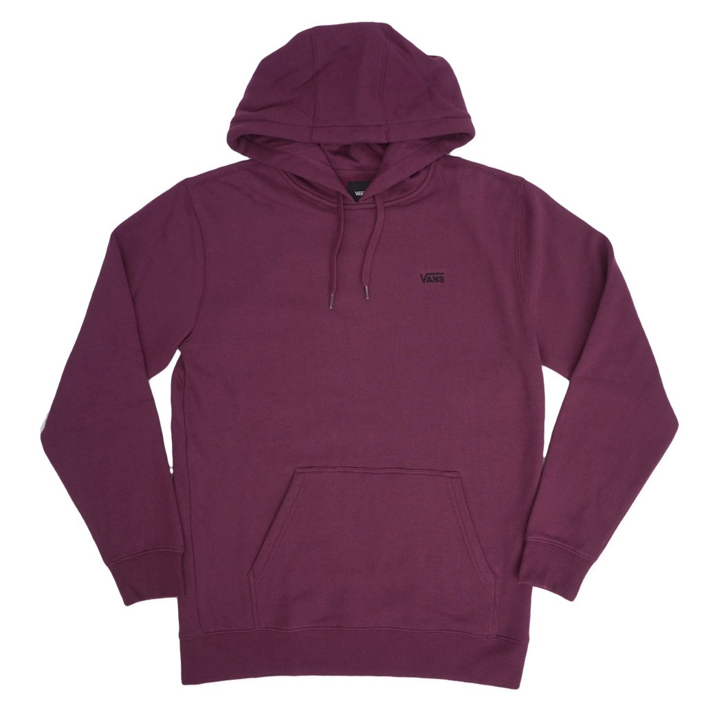 Core Basics Basic Pullover Hoodie (Prune)