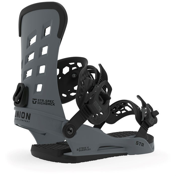 STR Bindings (Dark Grey)
