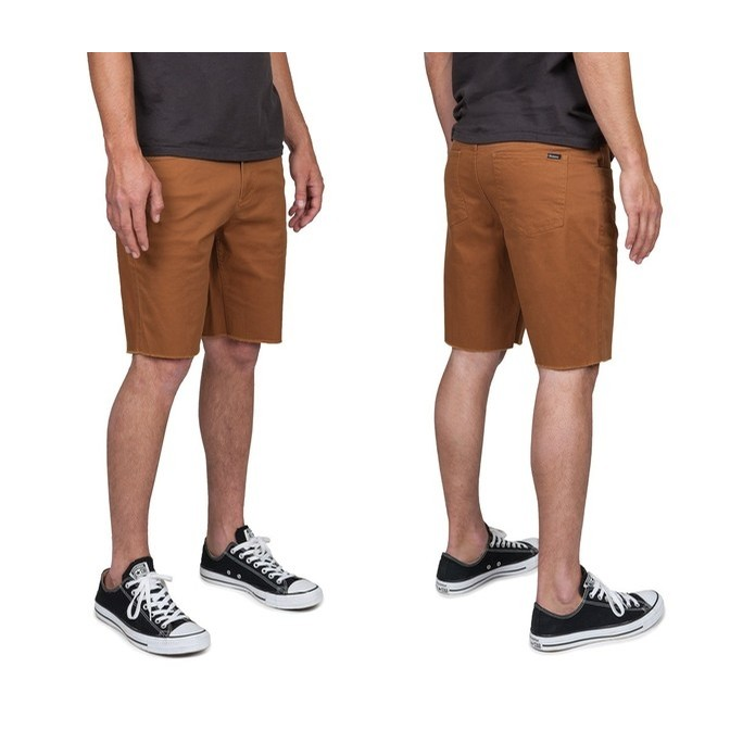 Parker Standard Fit 5-Pocket Short