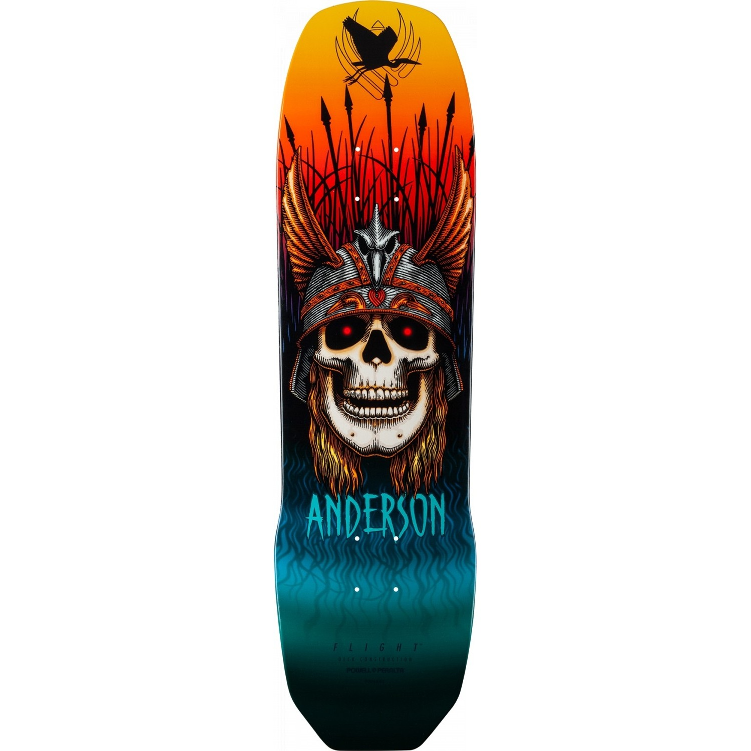 Powell Peralta Andy Anderson Flight Deck