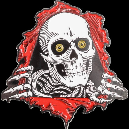 Ripper Lapel Pin