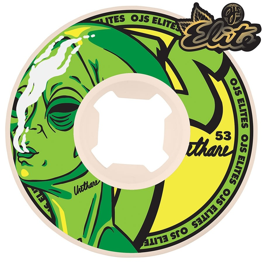 Alien Toke Elite Universals Wheels