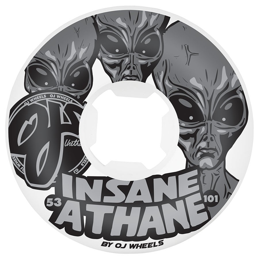 Alien Insaneathane Universals Wheels