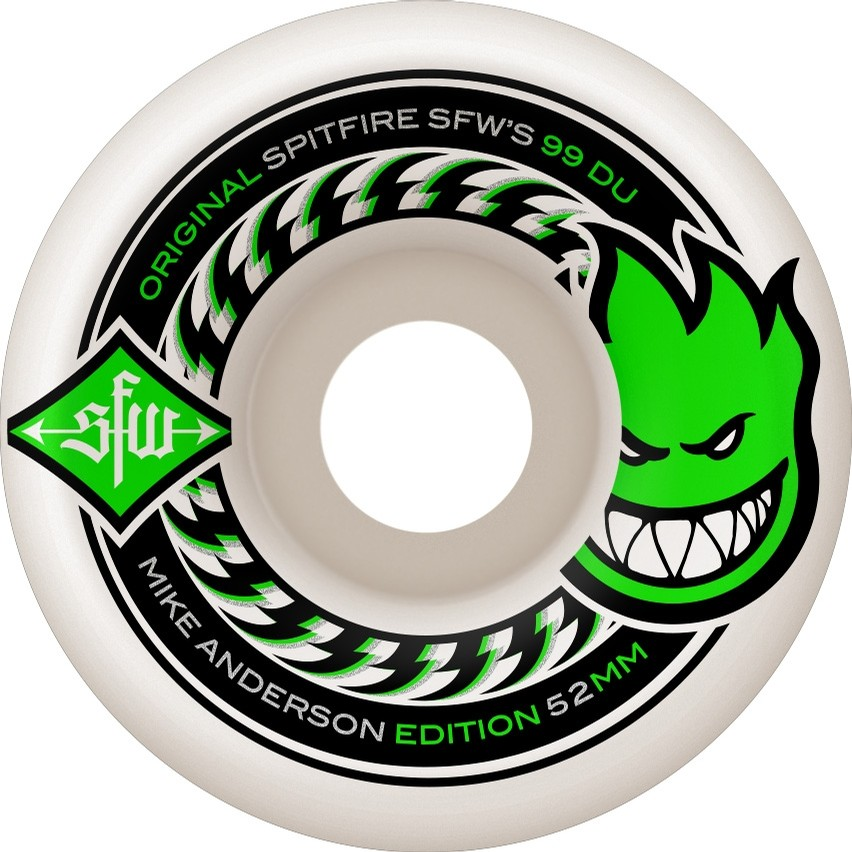 Anderson SFW 2 Classic 99A Wheels