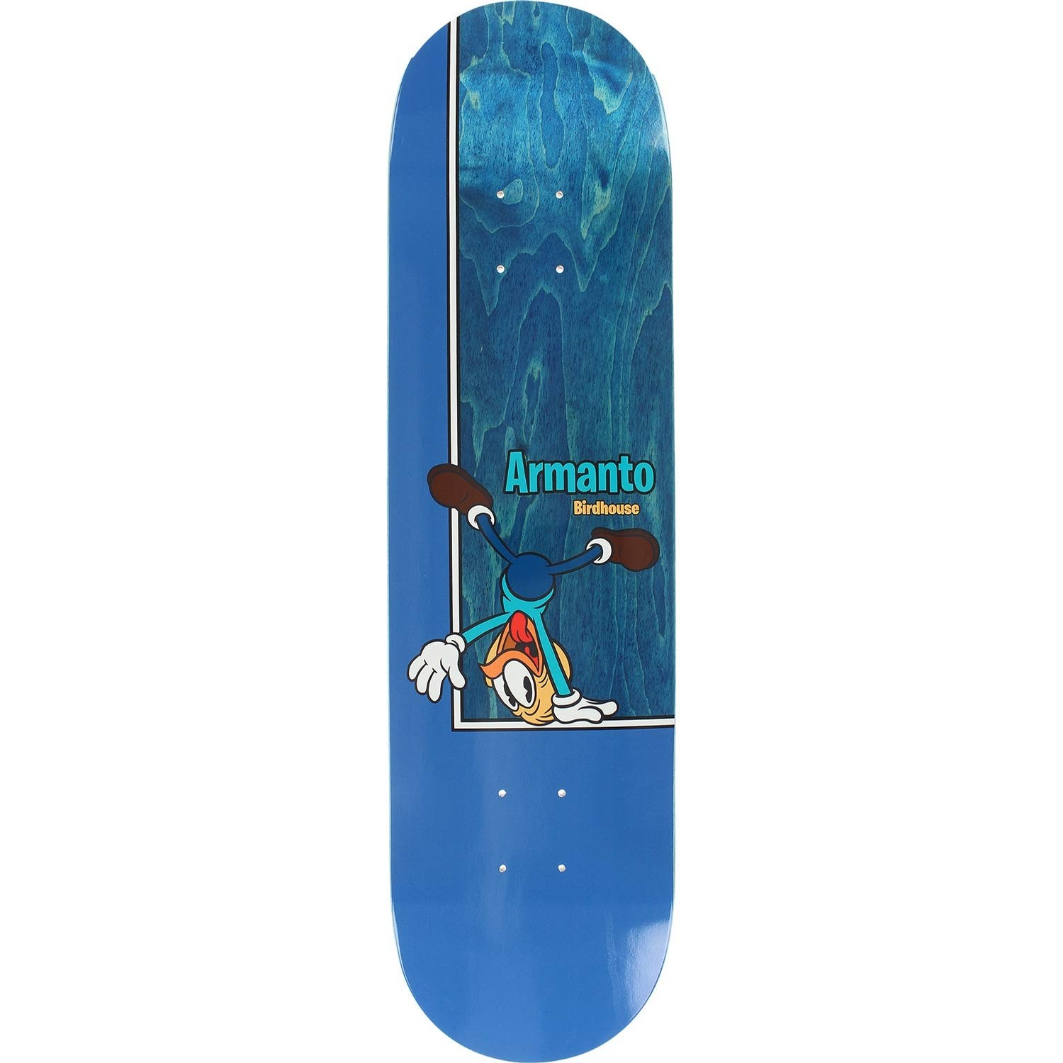 Lizzie Armanto Birds Deck (Miscellaneous Stains)