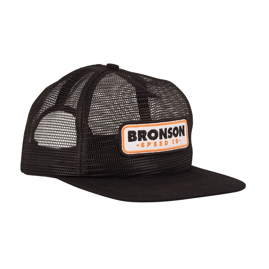 BSC Patch Mesh Trucker Hat