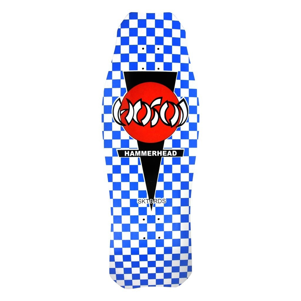 Hosoi O.G. Hammerhead Blue Checker