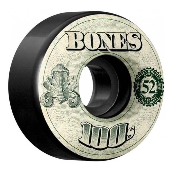 Bones 100s OG Money Black