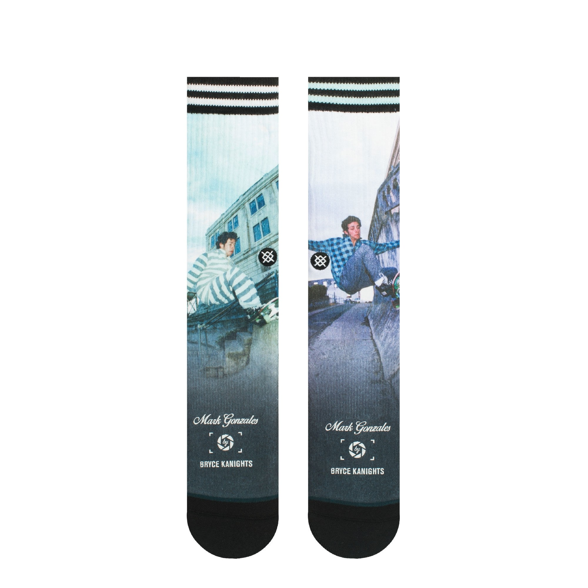 Bryce And Gonz Socks
