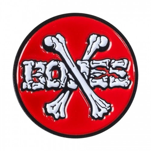 Cross Bones Pin