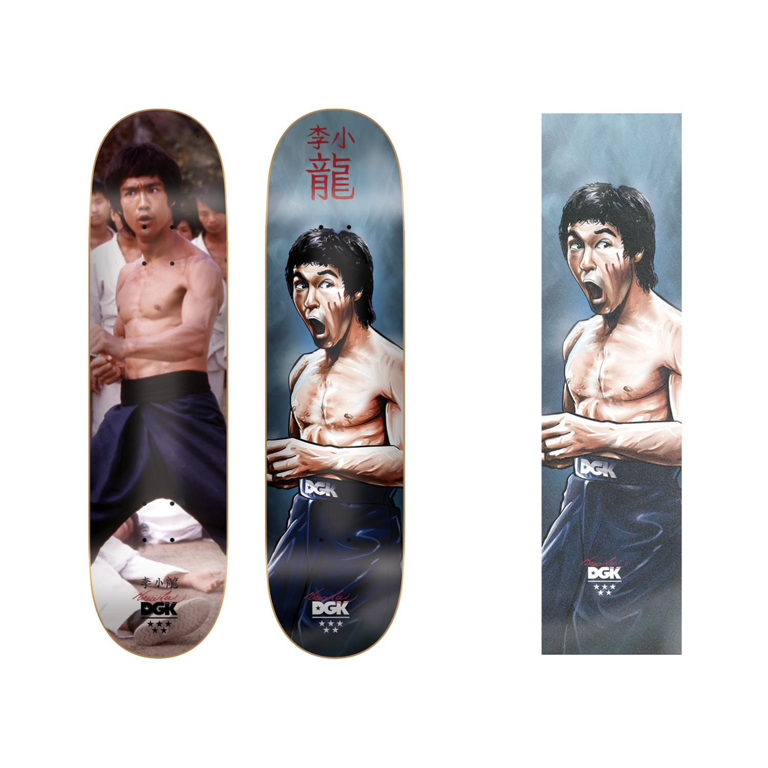 Bruce Lee Whos Next Deck