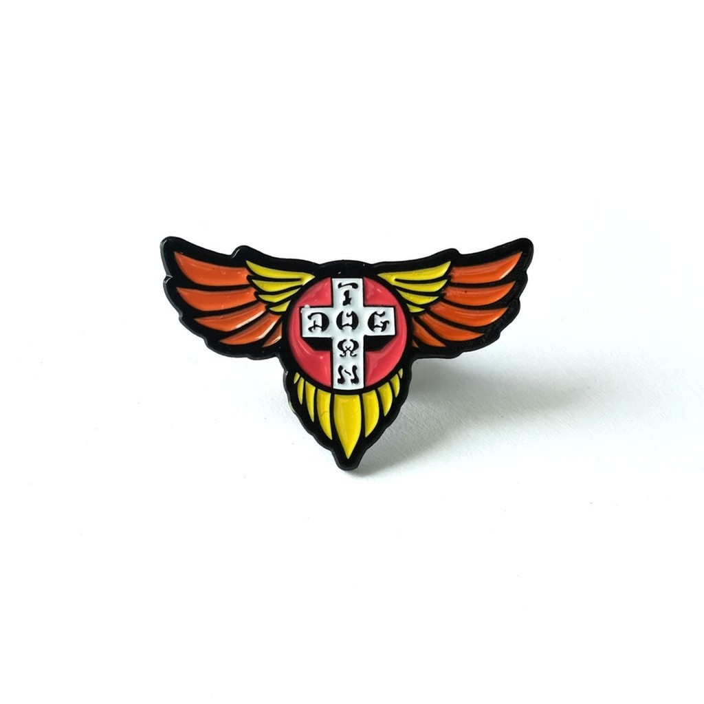 Enamel Pin Wings