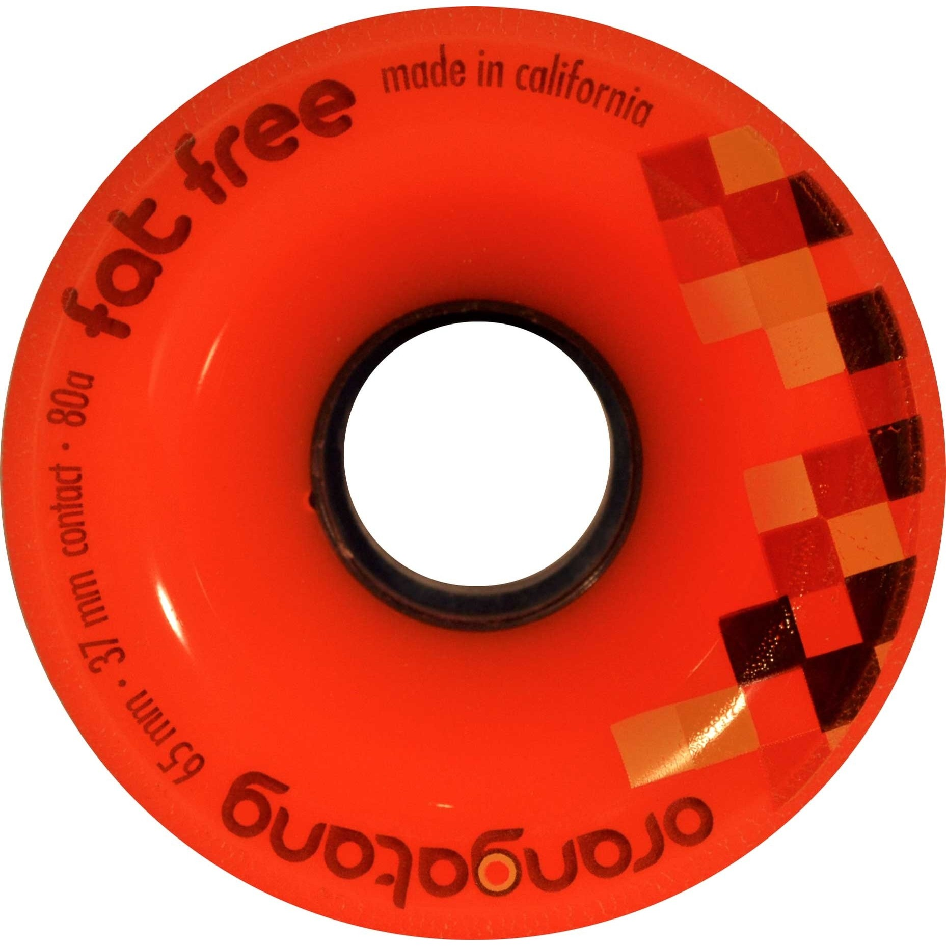 Fat Free Wheels 65mm 80A