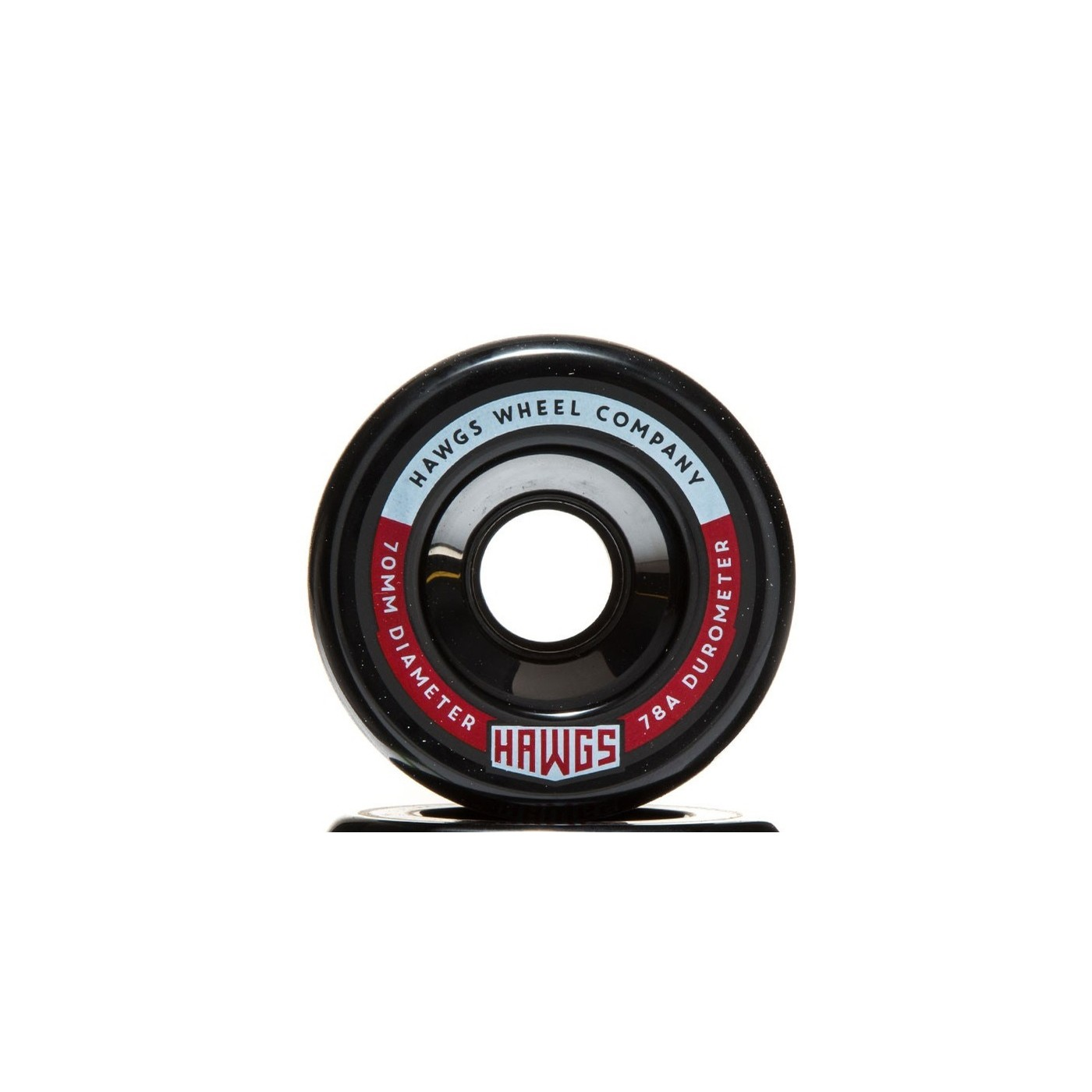 Fattie Hawgs 63mm Black 78A Wheels