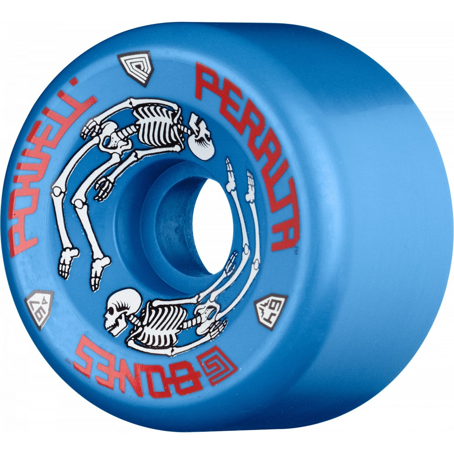 G-Bones Blue Wheels