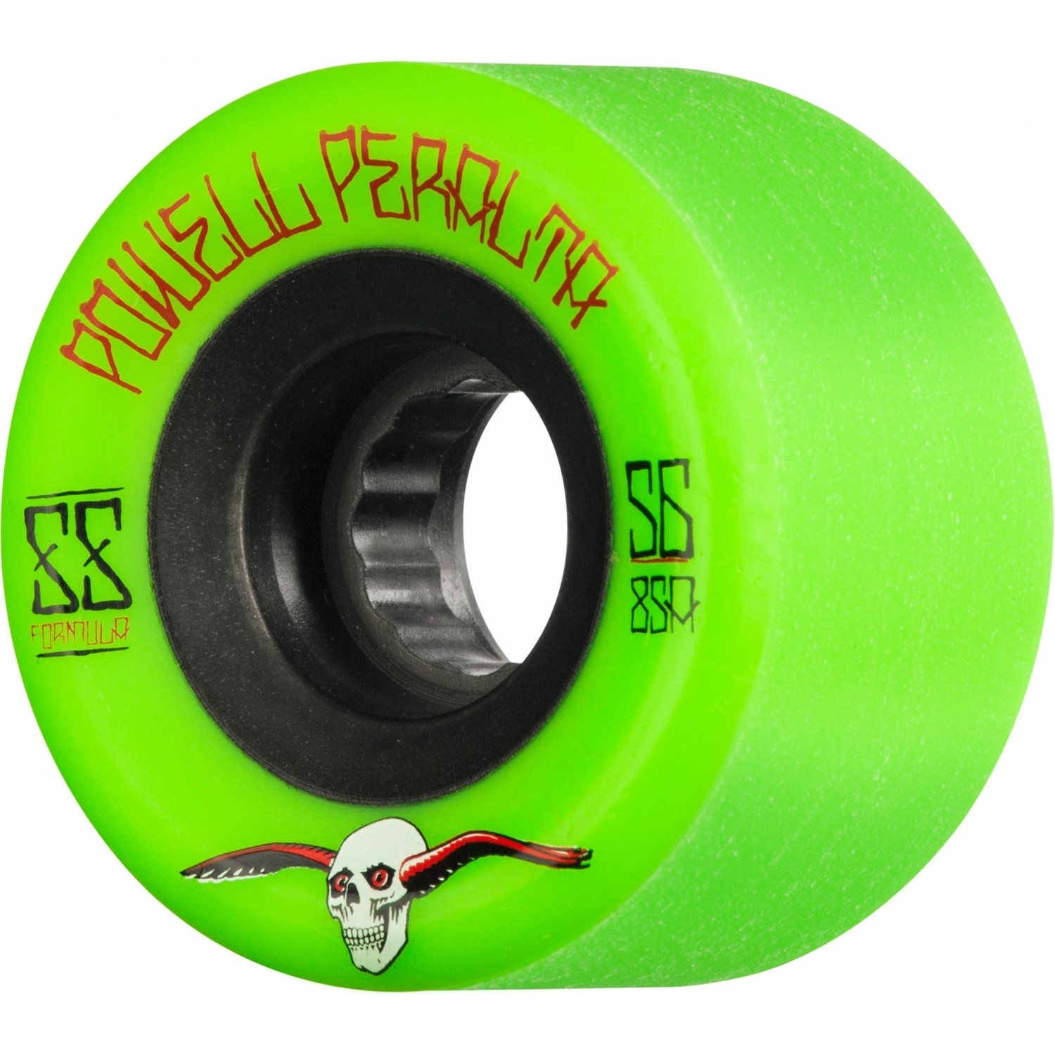 G-Slides Green Wheels