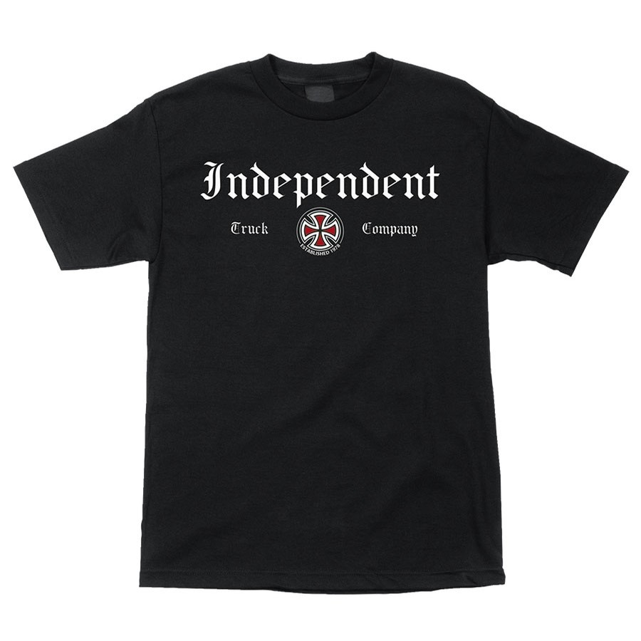 Independent Gothic Regular S/S Tee
