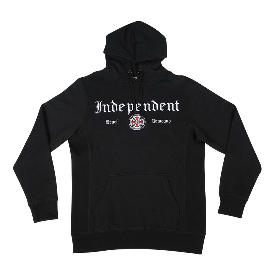 Gothic P/O Hooded L/S Sweatshirt