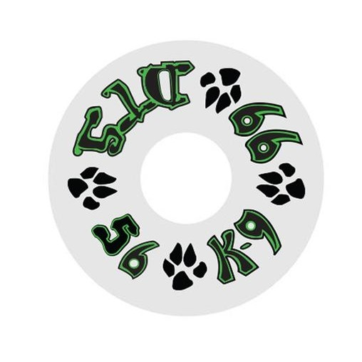 K9 Wheels (Green)
