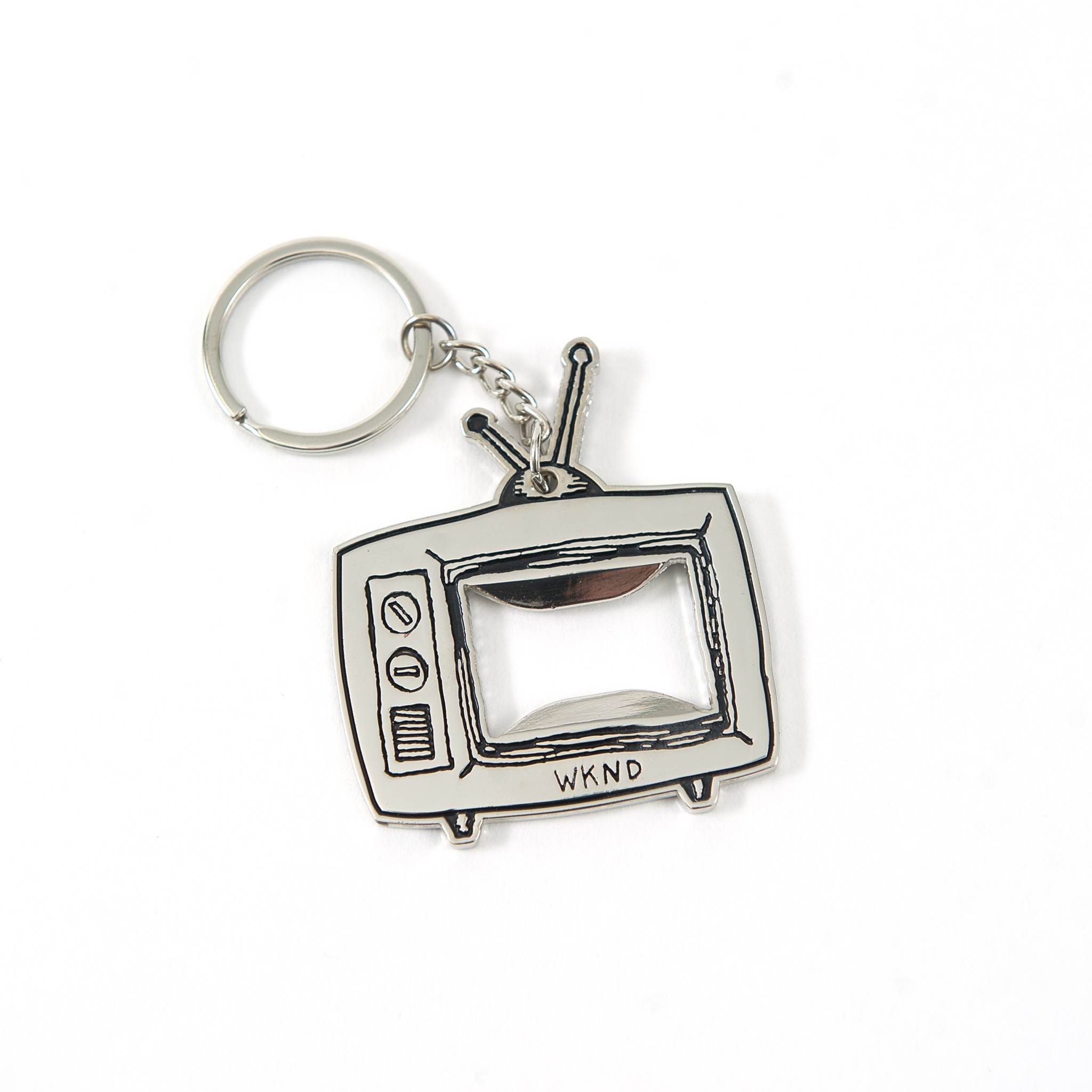 TV Logo Key Chain