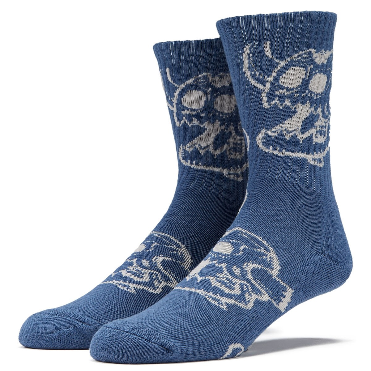 Monster Skull Sock