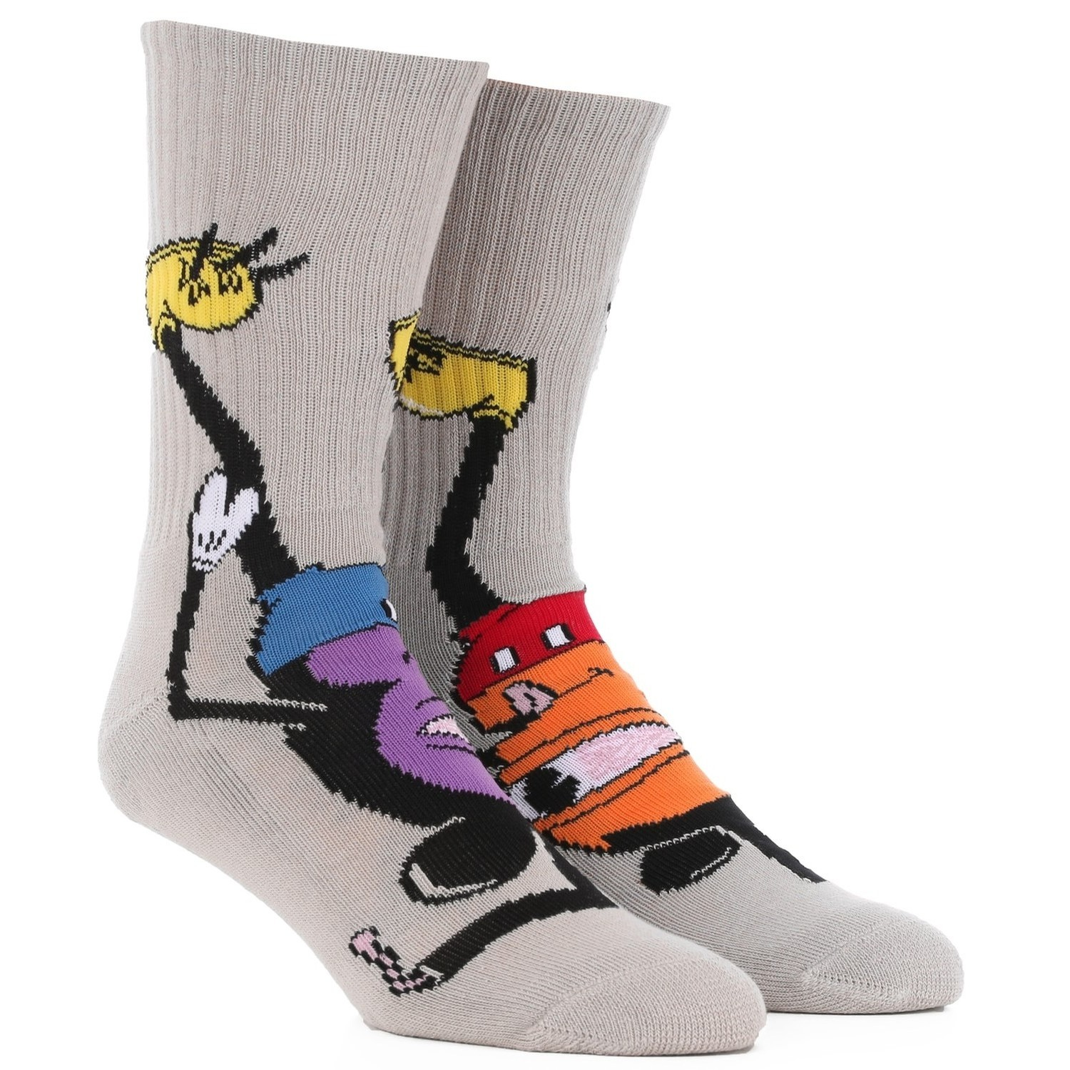 Mousketeer Sock