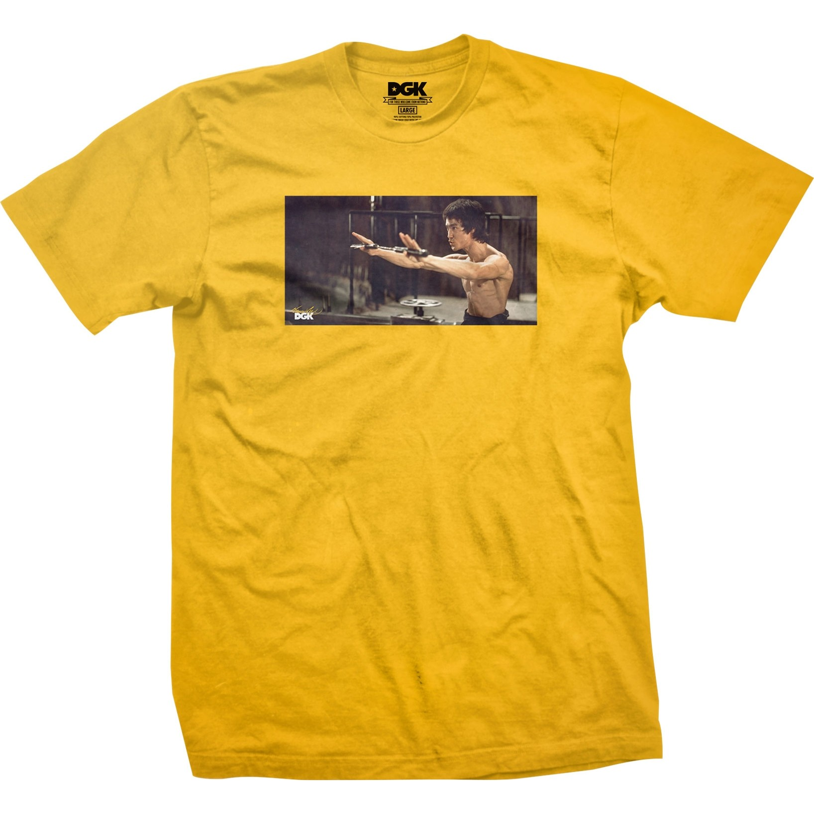 Bruce Lee Nunchucks Tee