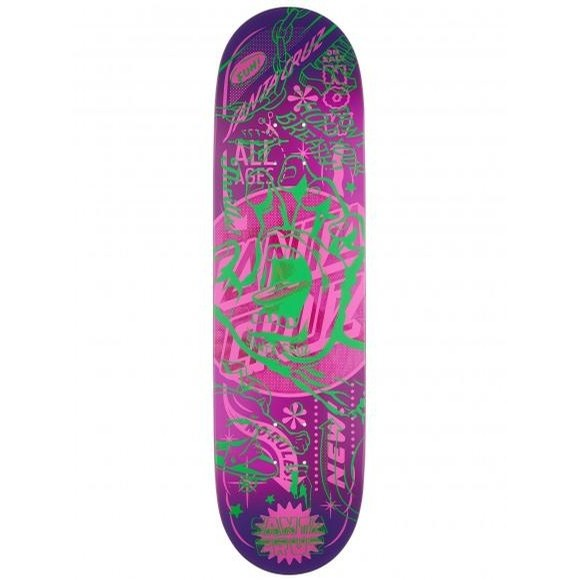 Flash Hand VX Deck