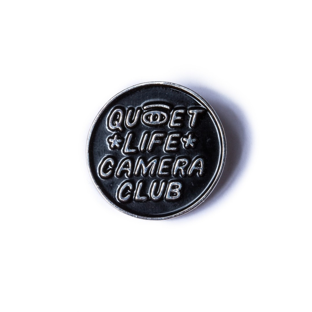 Camera Eye Lapel Pin