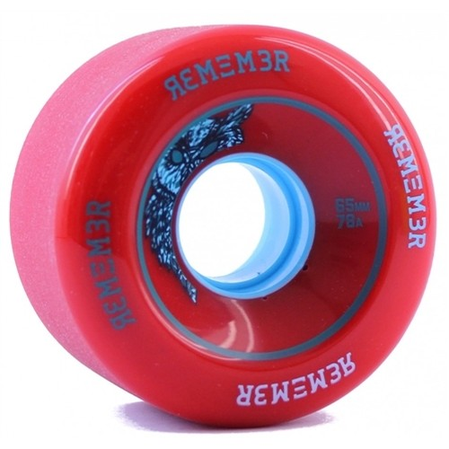 Remember Lil Hoot 65mm 78A Longboard Wheels