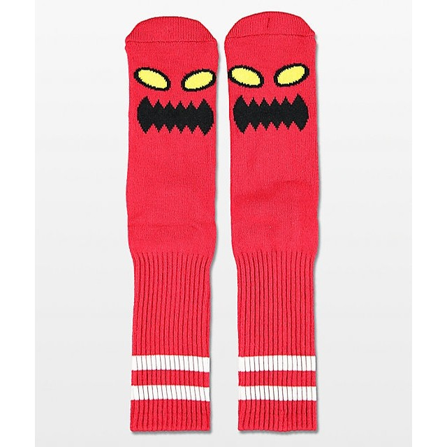 Monster Face Sock