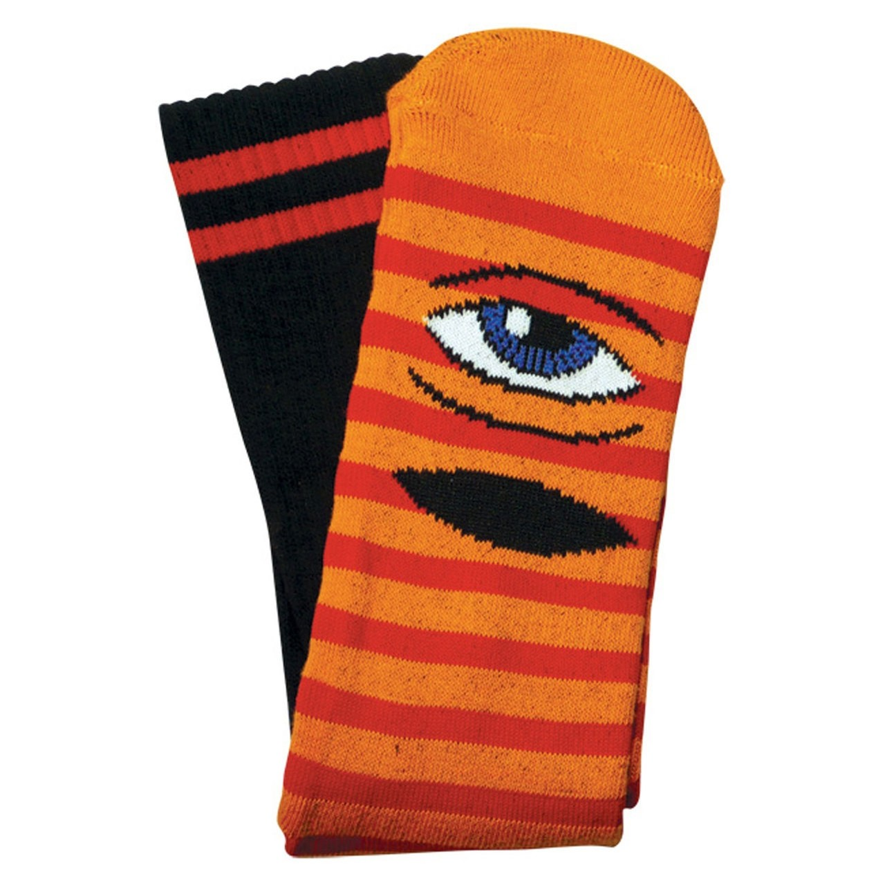 Toy Machine Sect Eye Stripe Sock