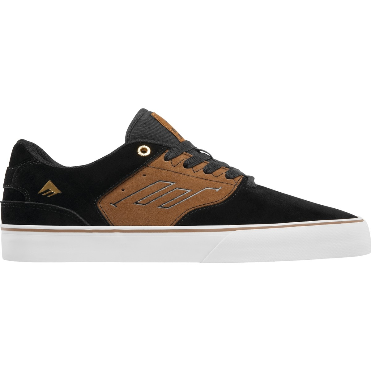 The Reynolds Low Vulc (Black/Tan)