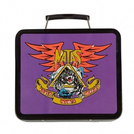 Natas Panther Lunch Box