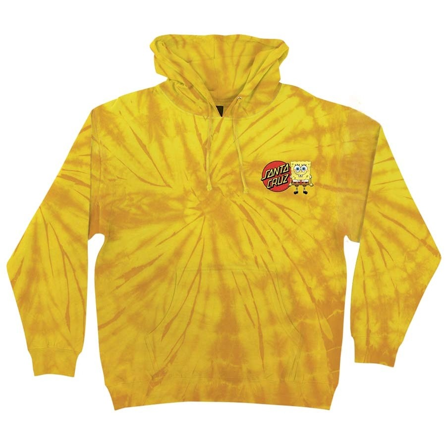 Santa Cruz X SpongeBob SquarePants Group Pullover Hoodie