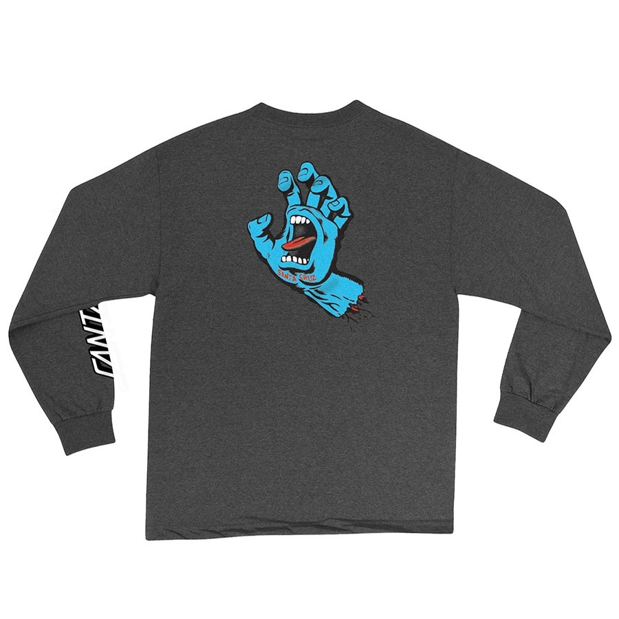 Screaming Hand L/S Tee